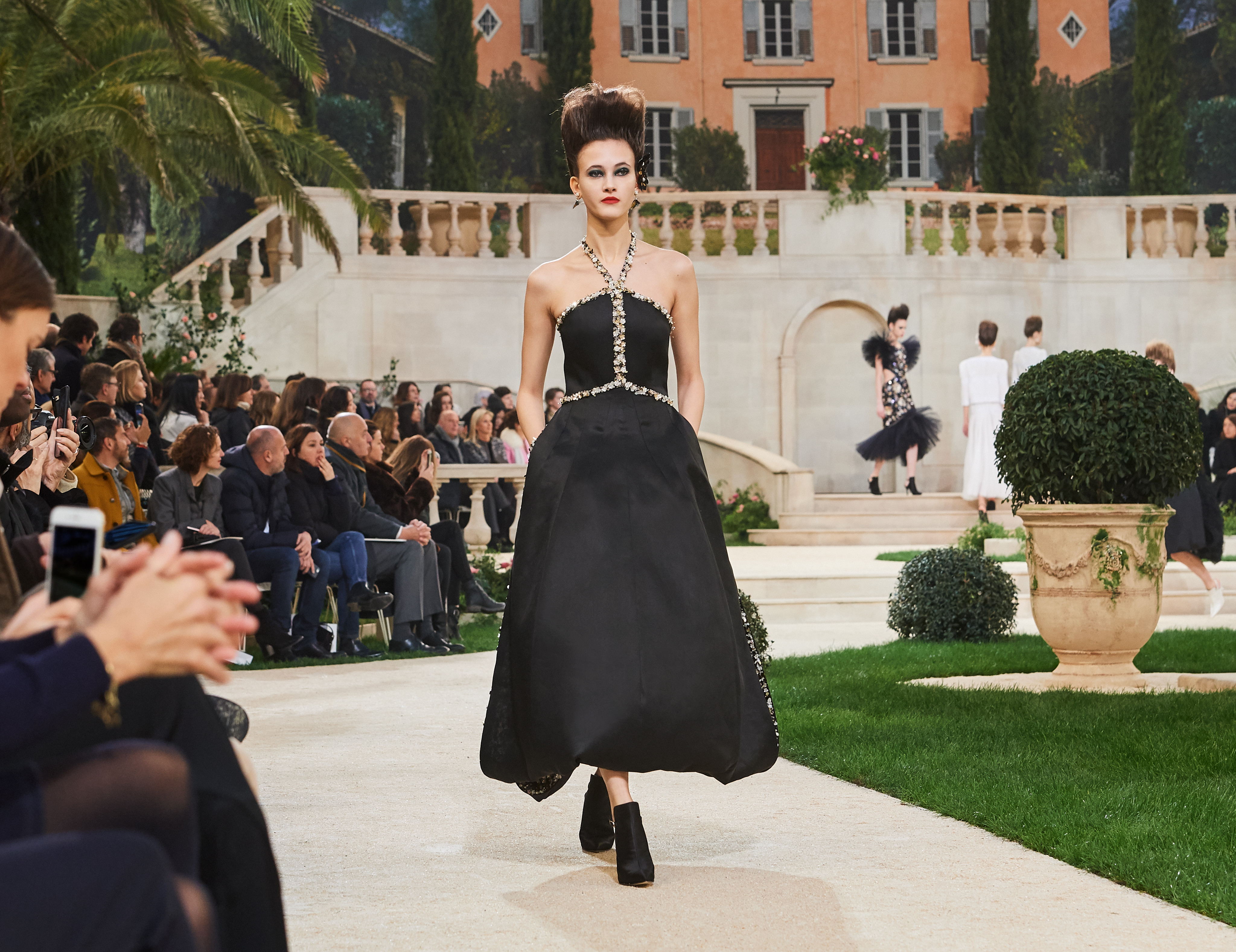 CHANEL AND AN INVITATION TO THE FRENCH RIVIERA