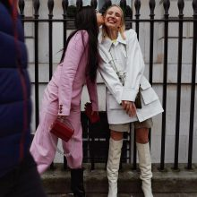 STREET STYLE TRIUMPHS FROM LONDON