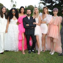 "THE NEWS OF THE DAY: H&M X GIAMBATTISTA VALLI WITH A COLLABORATION CALLED ""PROJECT LOVE"""