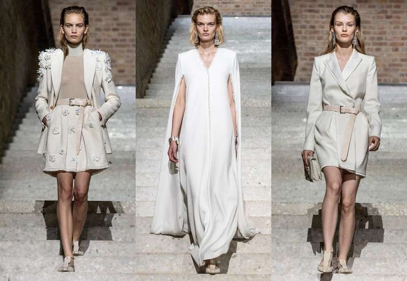 BERLIN MAGIC AND MONOCHROME STYLE PUT TOGETHER IN THE NEW MAX MARA CRUISE COLLECTION