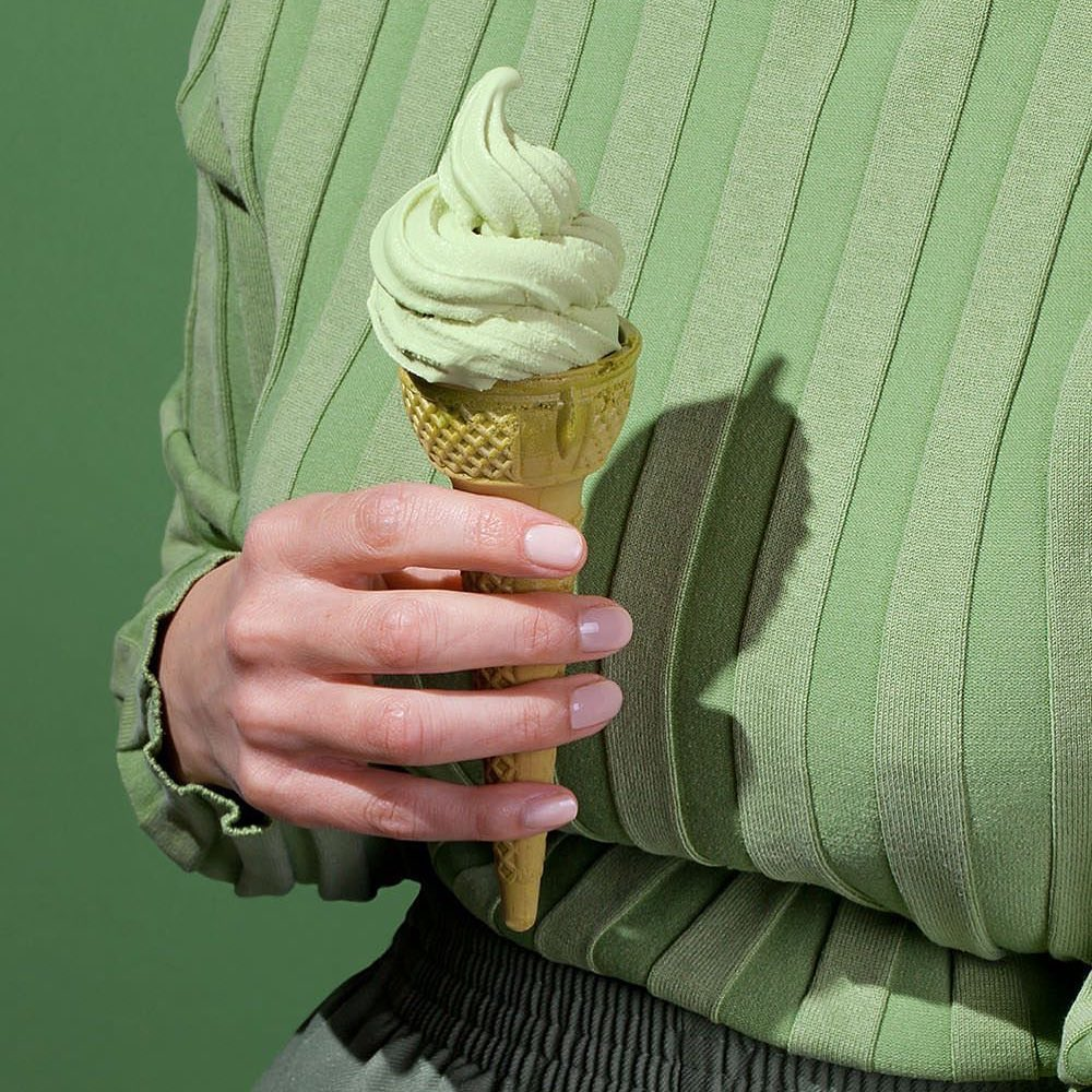 TREND RADAR: PISTACHIO IN THE WARDROBE RATHER THAN IN DESSERT