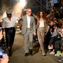 TOMMY X ZENDAYA IN NEW YORK – THE CONTEMPORARY RENDITION OF A FAIRY TALE THAT STARTED LONG AGO