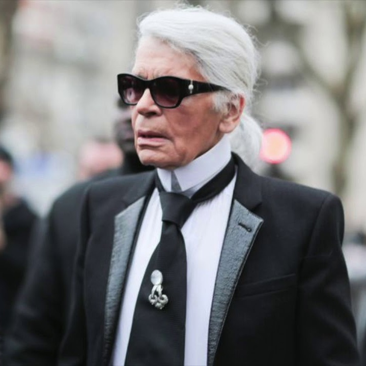 KARL LAGERFELD – THE UNPARALLELED ONE
